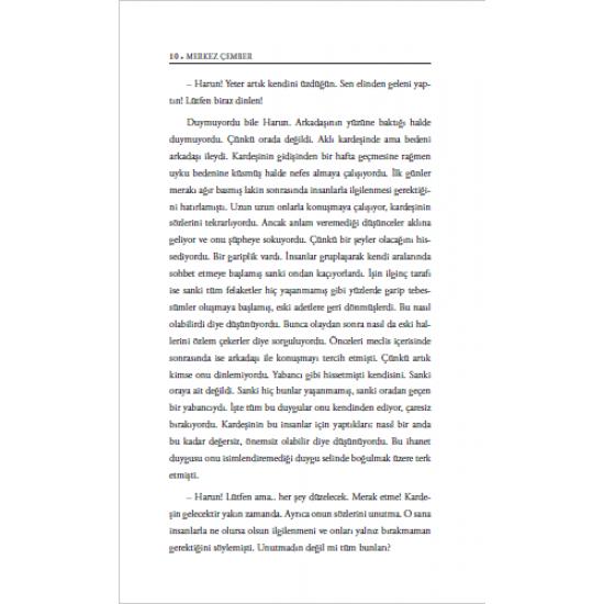 Kod Sıfır IV. Bölüm - Merkez Çember